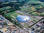 Sapporo Dome : <a href=