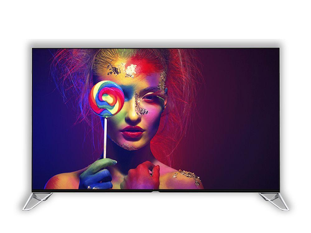 Mehr als 4K - aber noch keine 8K: Sharp AQUOS Beyond 4K Ultra HD TV (Foto: Sharp)