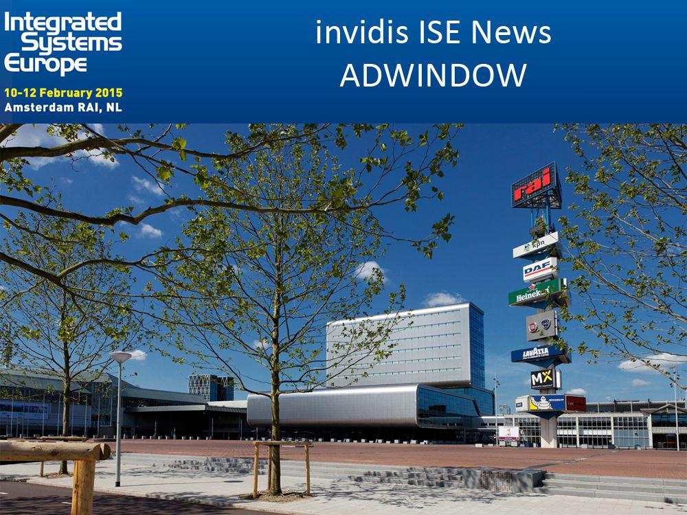 ISE 2015: ADWINDOW zeigt neue Lösung für Rückpro im Schaufenster (Foto: RAI; Grafik: invidis)