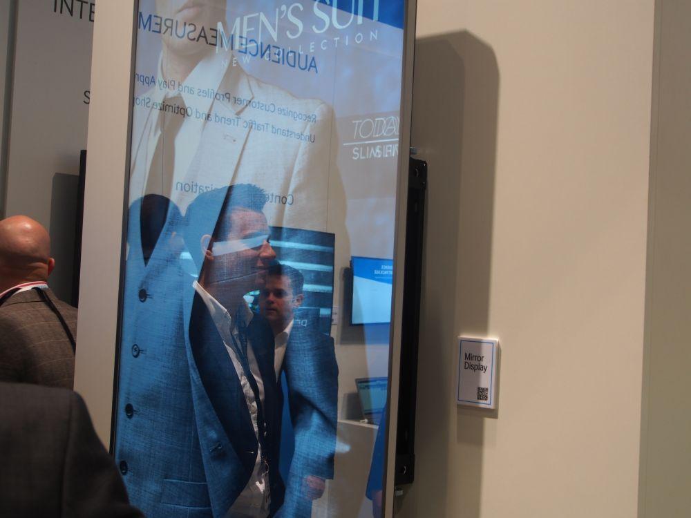 Mirror Display von Samsung (Foto. invidis)