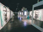 Signage, Spiegel und Spots im Pearl Pavillon (Foto: Nike)