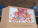 Video Wall-Displays mit schmalem Bezel (Foto: invidis)