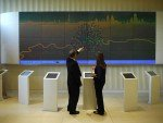 Video Wall in der Barclays-Filiale Picadilly (Foto: Barclays)