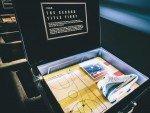 Wertvoller als ein Koffer voller Bucks: Museales im Pearl Pavillon (Foto: Nike)
