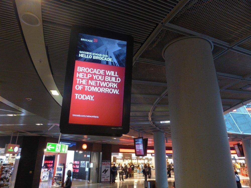 DooH-Kampagnen - Technologie ist nicht die Antwort (Foto: invidis)