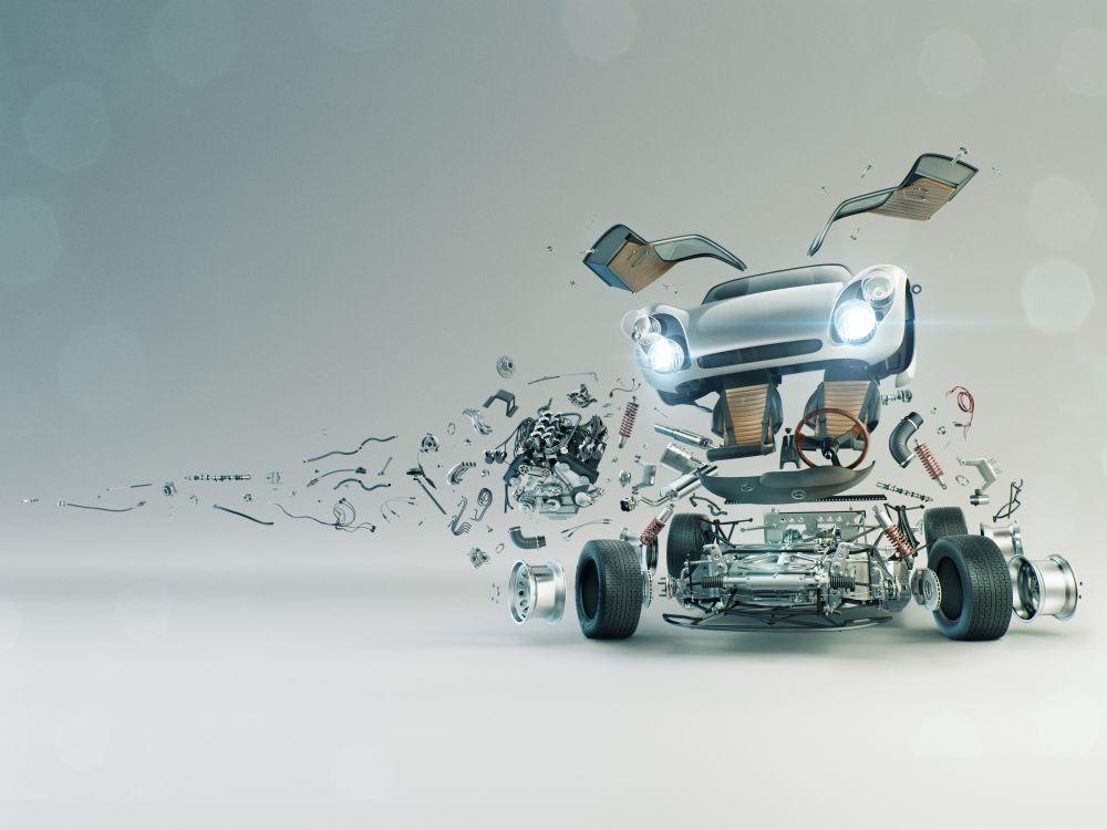 3DEXCITE-Visualisierung: Inszenierung nicht nur für Automotive (Foto: Dassault Systèmes 3DEXCITE)