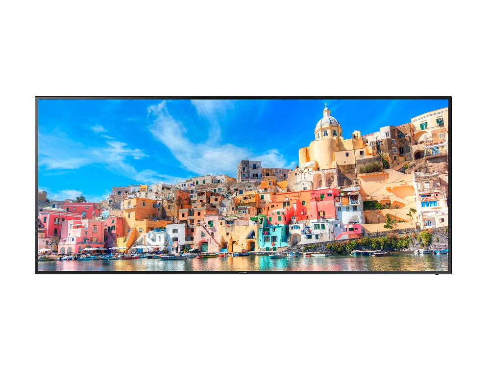 5K auf 105 Zoll: Smart Signage Display QM105D (Foto: Samsung)