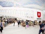 An der Nordfassade des Istanbul New Airport (Rendering: Interbrand)