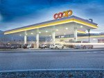 Coop-Tankstelle in der Schweiz (Foto: Coop Pronto)
