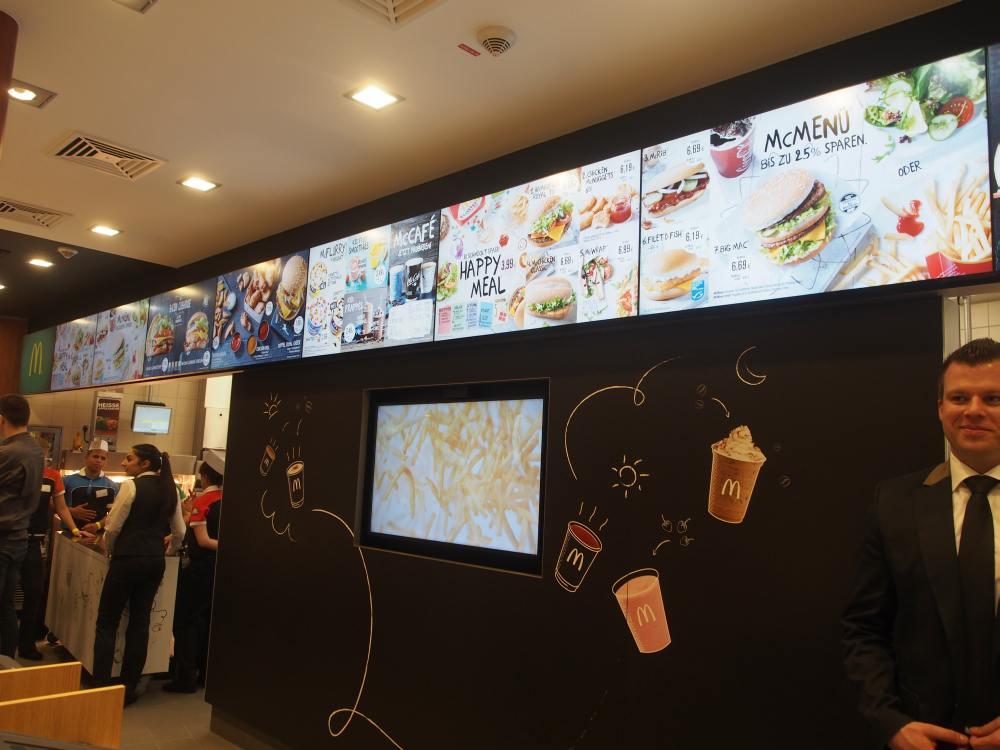 Quick Service Restaurants: Neues Konzept – McDonald's ...