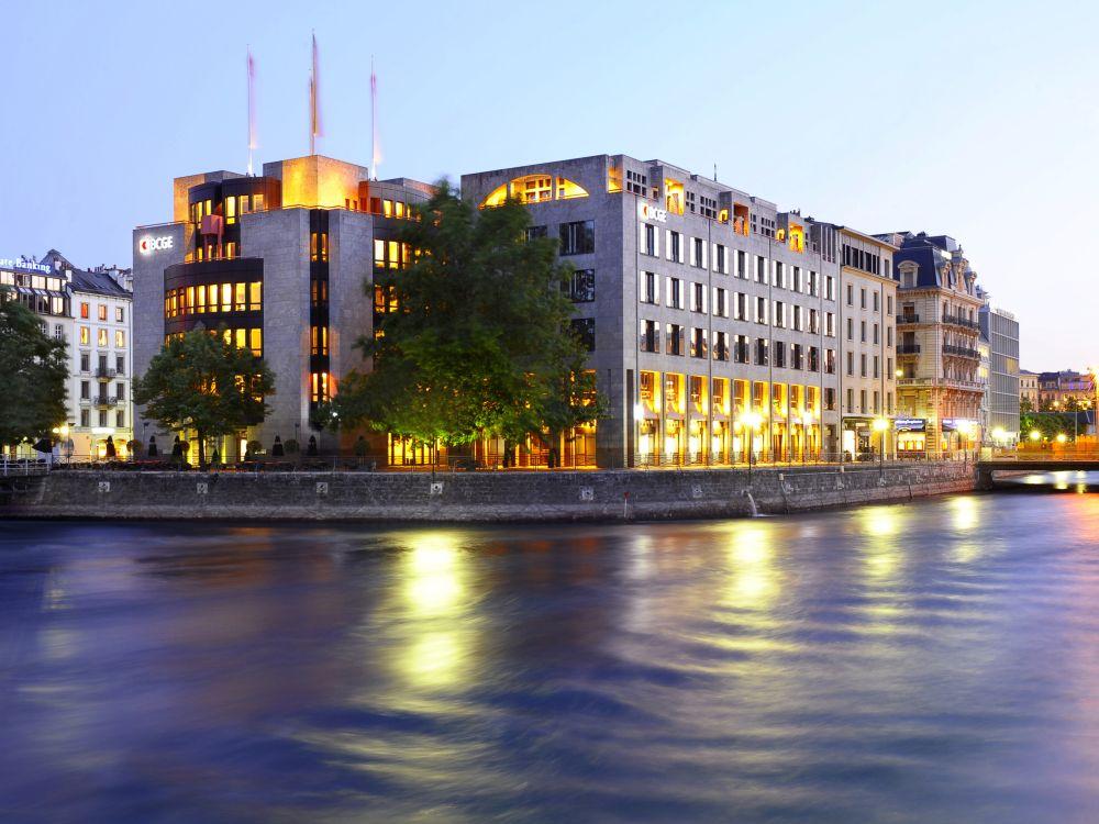 Schweizer Bankkunden technologie-affiner als deutsche - Genfer Kantonalbank (Foto: BCGE - Fred Merz /Agence Rezo)