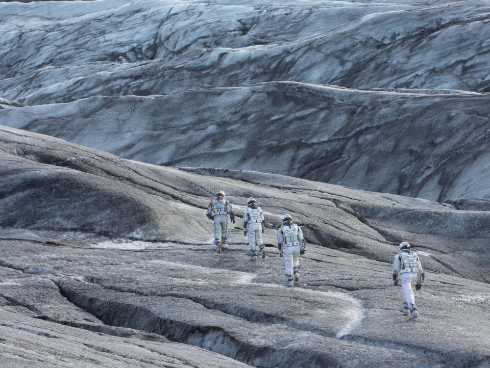Scene from the film Interstellar (Photo: Melinda Sue Gordon / Paramount Pictures)