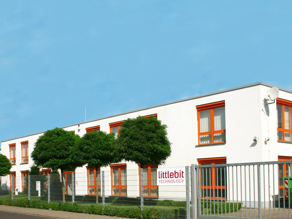 Littlebit Technology Deutschland, Firmensitz in Altenstadt (Foto: Littlebit)