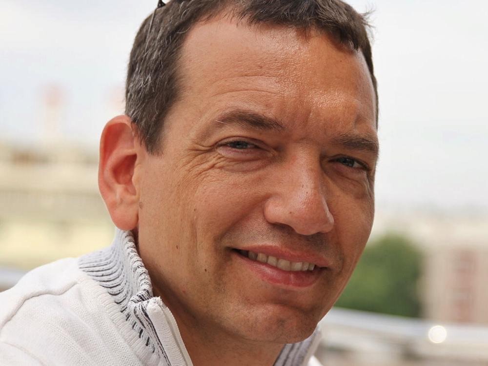 Michael Harrit, neuer Head of Marketing AV & Media Solutions bei Sony Professional Europe (Foto: Sony)