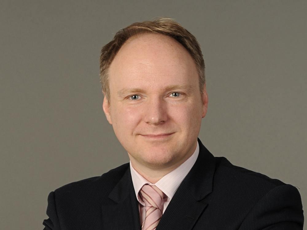 Onelans Head of Sales Central & Northern Europe FrankTrossen (Foto: Onelan)