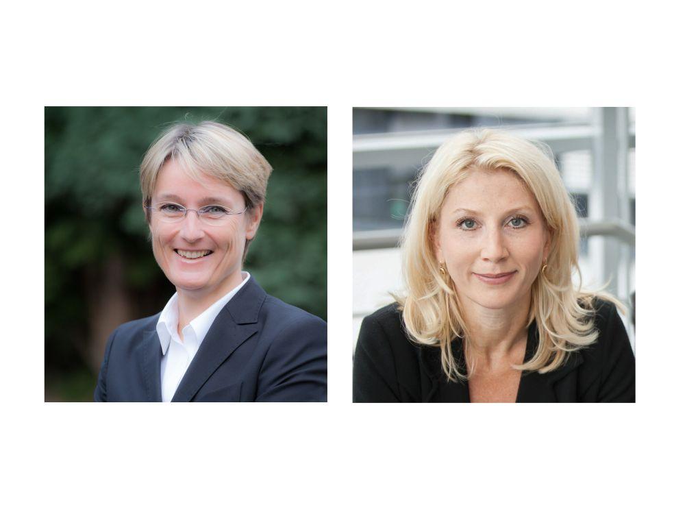 POPAI DACH-Vorstände Susanne Sorg und Karin Wunderlich (Fotos: POAI DACH)