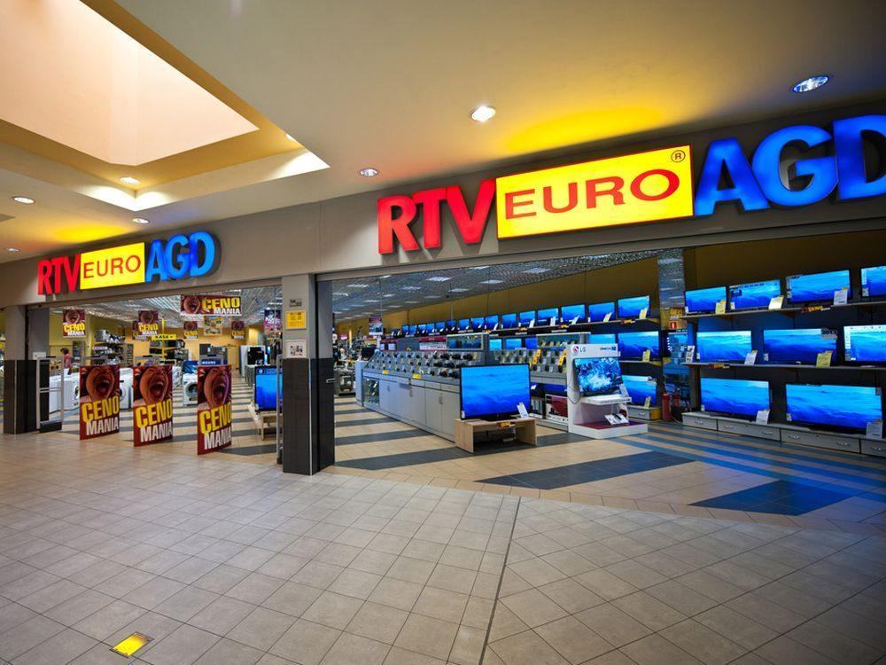 RTV Euro AGD im ECHO Einkaufszentrum Pabianice (Foto: Centrum Handlowe Echo/ DTZ Poland)