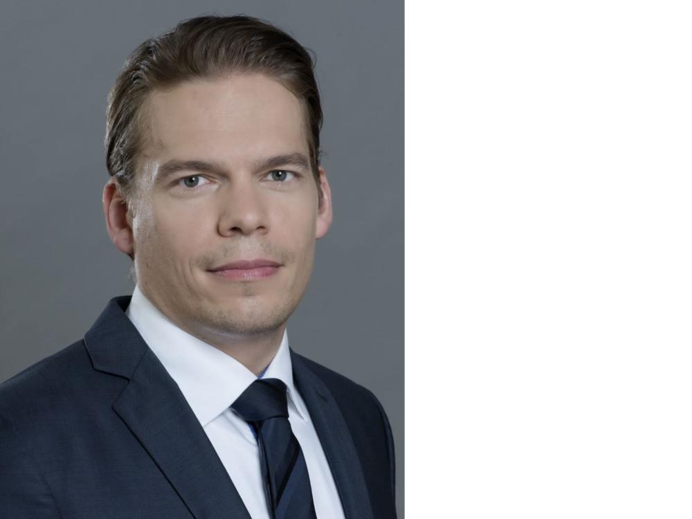 René Klos, neuer Business Development Manager Sales B2B bei Toshiba (Foto: Toshiba)