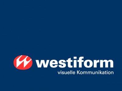 Westiform sucht Projektleiter/-in Digital Signage (Logo: Westiform)