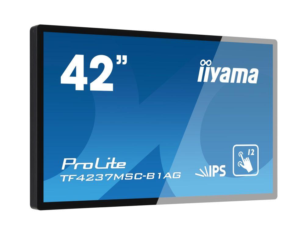 iiyama PCAP-LFD TF4237MSC-B1AG (Foto: iiyama)