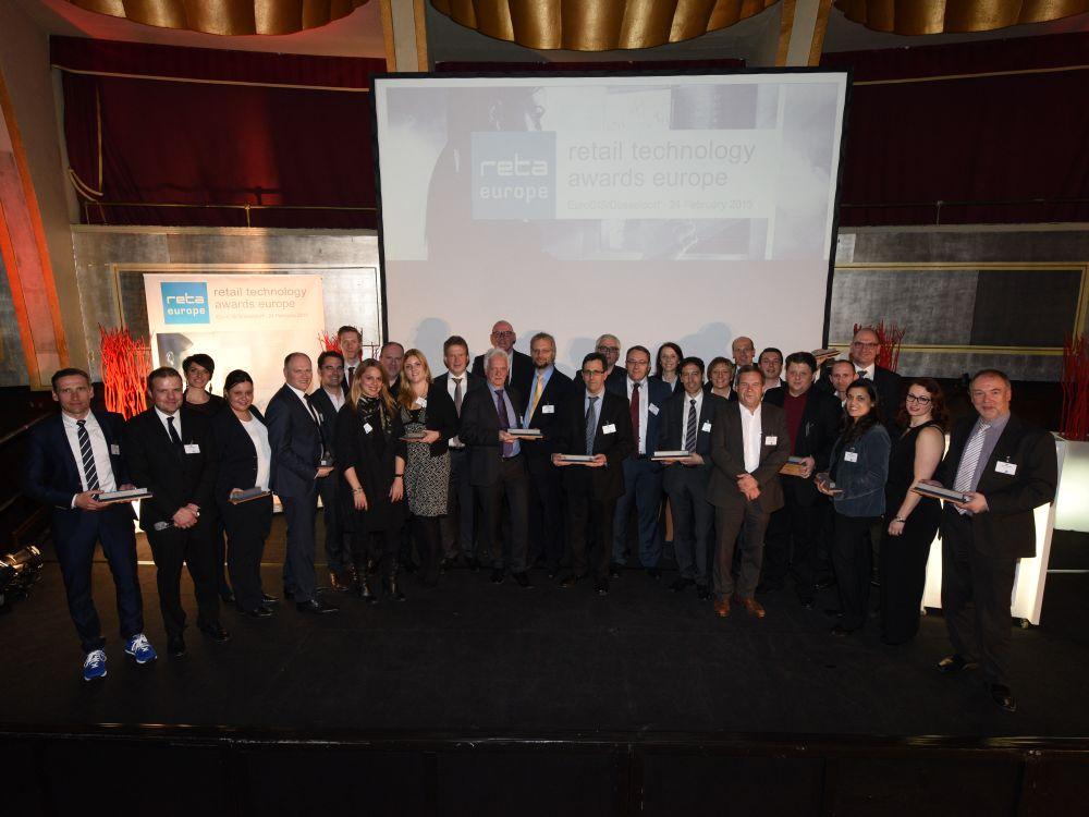 reta-Awards 2015: Preisverleihung (Foto: EHI / Hauser)