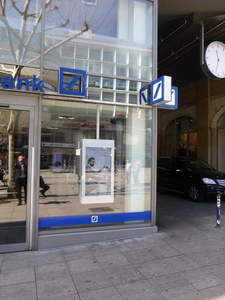 Deutsche Bank setzt deutschlandweit auf High-Brightness (Foto:invidis)