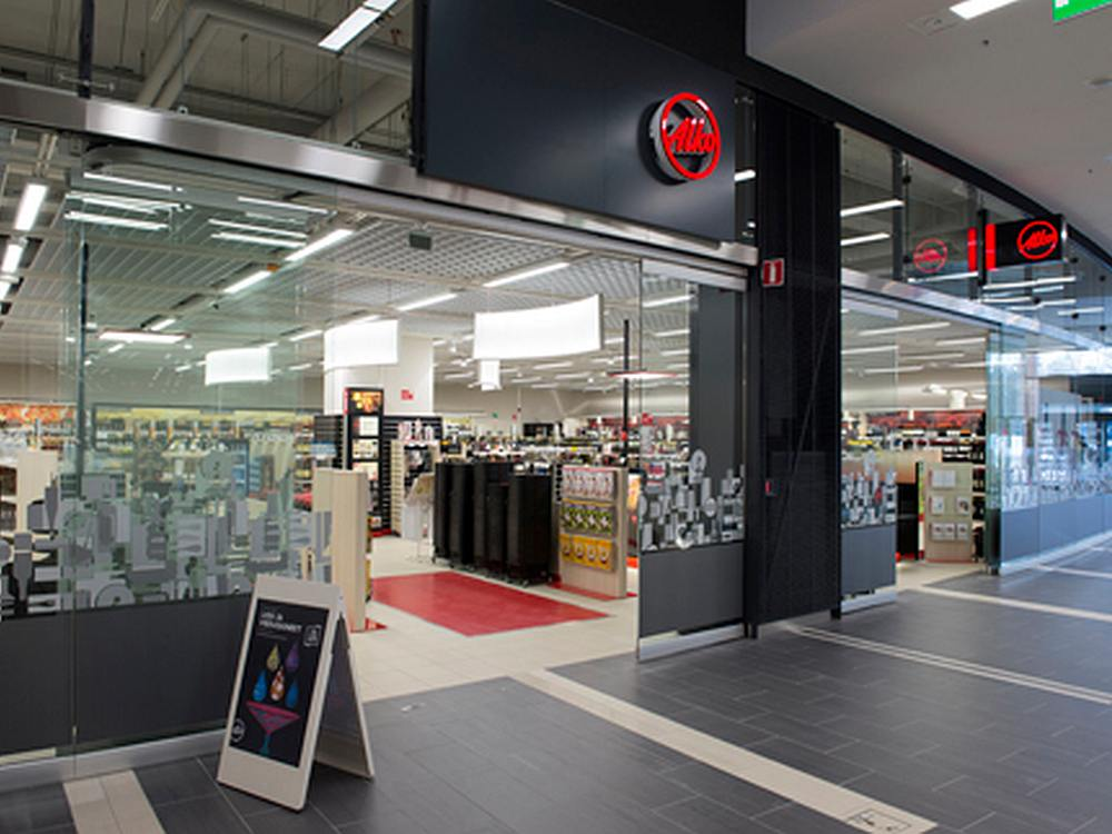 Alko-Store in Finnland (Foto: Alko)