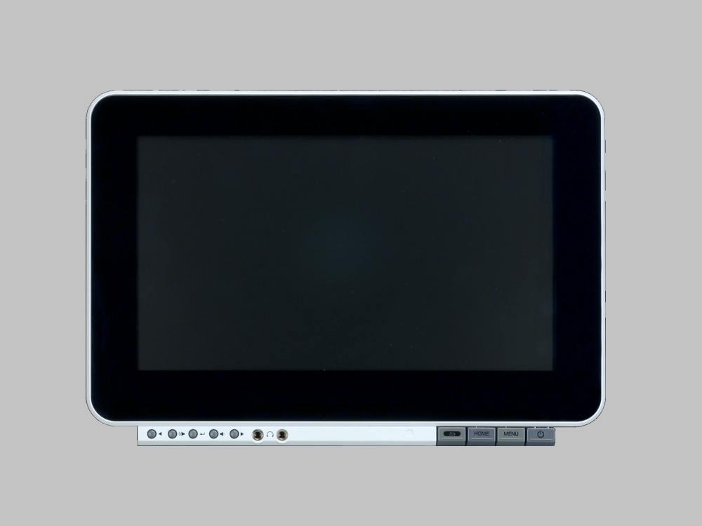Zum Einau in Bussen gedacht: BLISS 10 Zoll-Display (Foto: VIA Technologies)