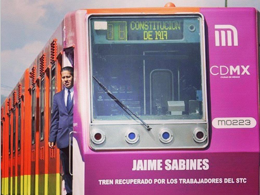 Bereits seit 190 Jahren fährt in Mexiko die U-Bahn (Foto: MCDMX)