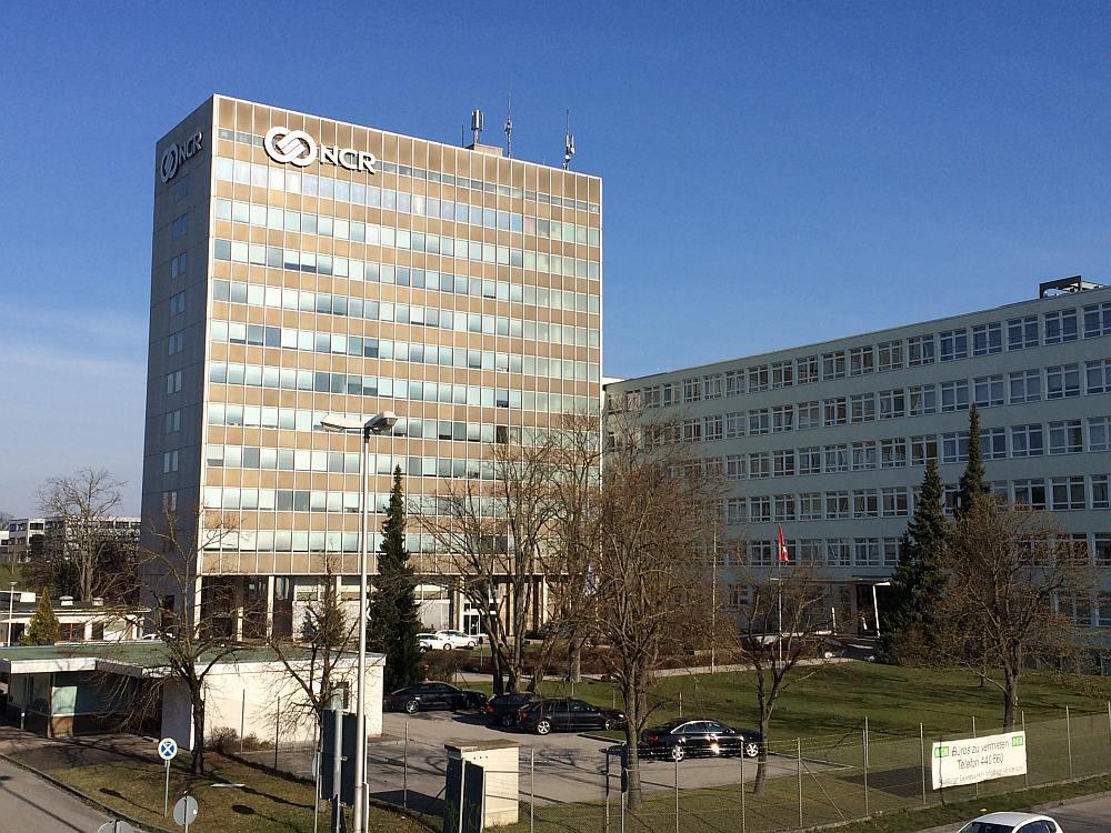 Bisheriger Deutschlandsitz von NCR in Augsburg (Foto: NCR)