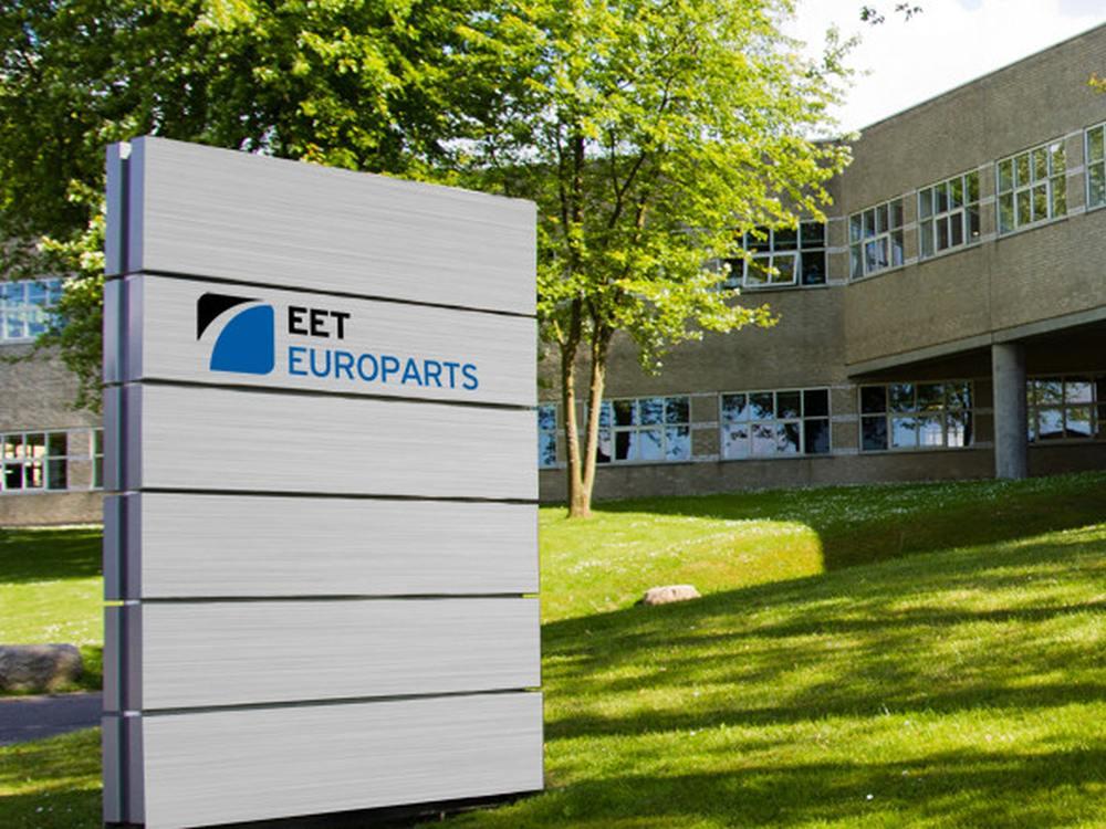 EET Europarts-Zentrale in Dänemark (Foto: EET Europarts)