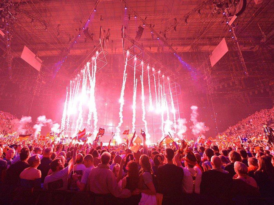 ESC-Finale im Jahr 2014 (Foto: Andres Putting / EBU)