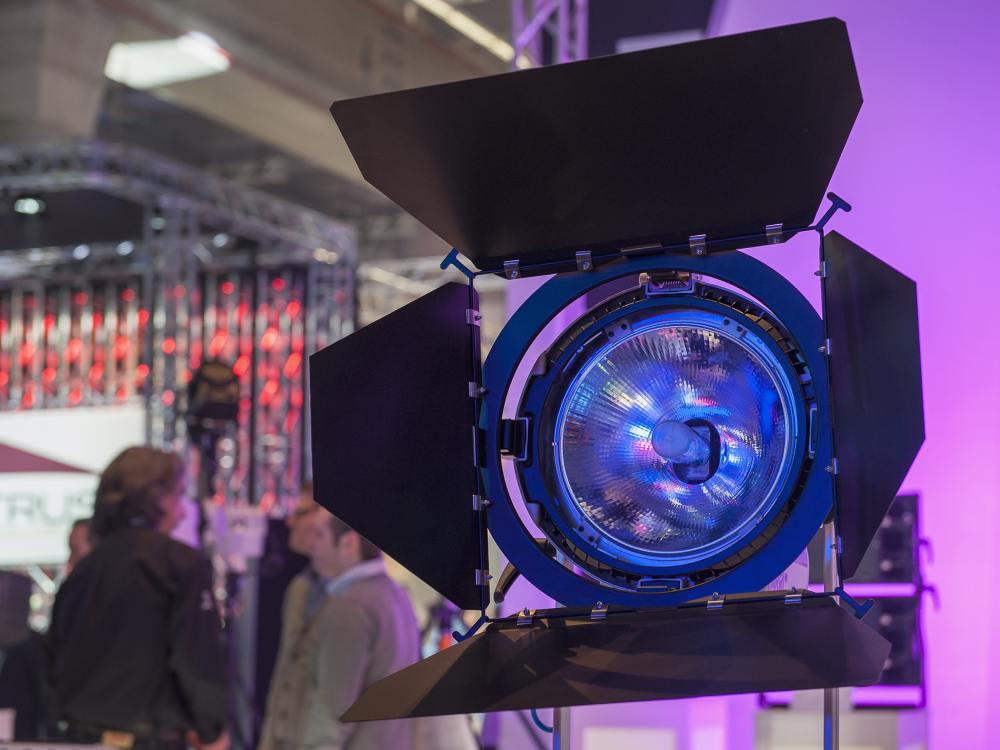 Eindrücke von der Prolight + Sound 2014 (Foto: Messe Frankfurt Exhibition GmbH, Petra Welzel)