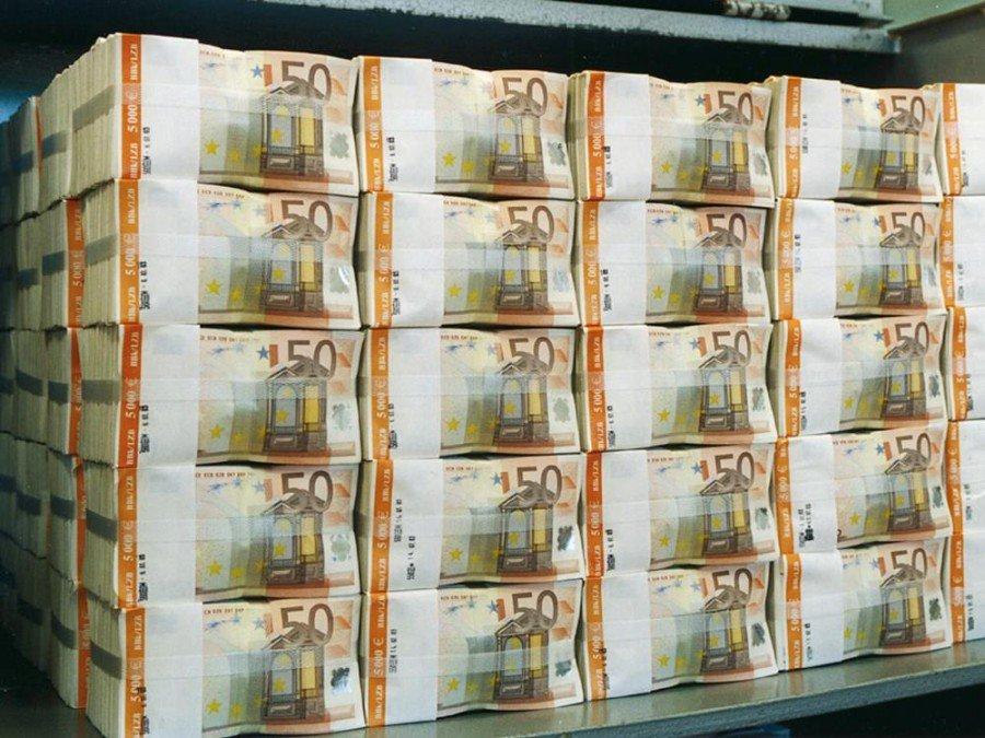 Euro-Banknoten - Symbolbild (Foto: EZB)