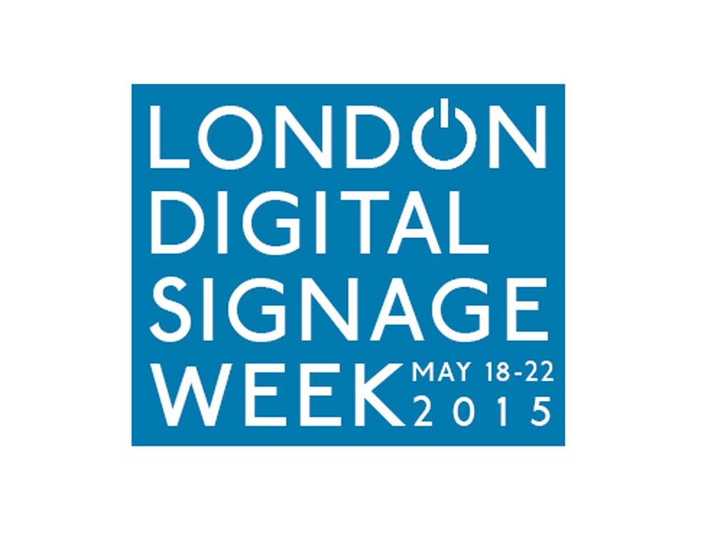 London Digital Signage Week und DailyDOOH Media Summit i Mai 2015 (Bild: DailyDOOH / Screenshot: invidis)