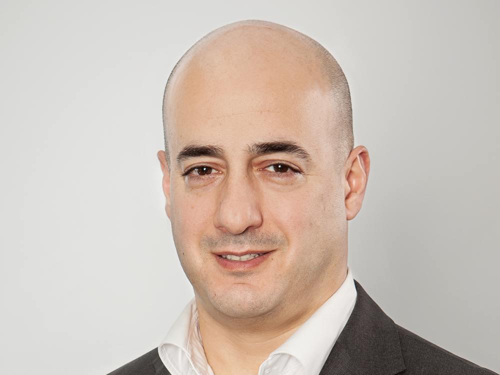 Max Hedayat, eyevis-Vertriebsleiter DACH (Foto: eyevis)