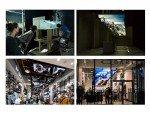 Von der Planung bis zum fertigen Store - Oakley Flagship N.Y. (Fotos: Moment Factory; Montage: invidis)