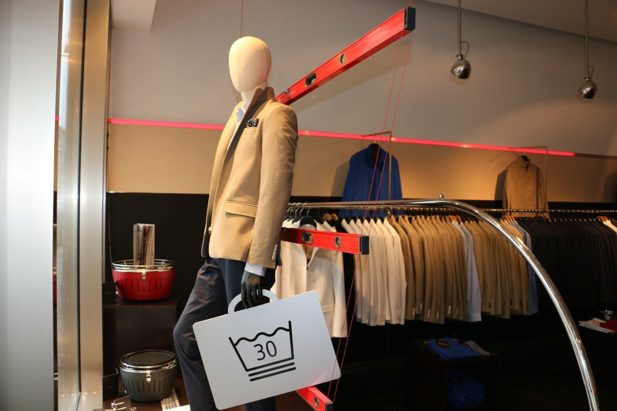 Visual Merchandise - Schaufenster & Displays (Foto: Beckmann)