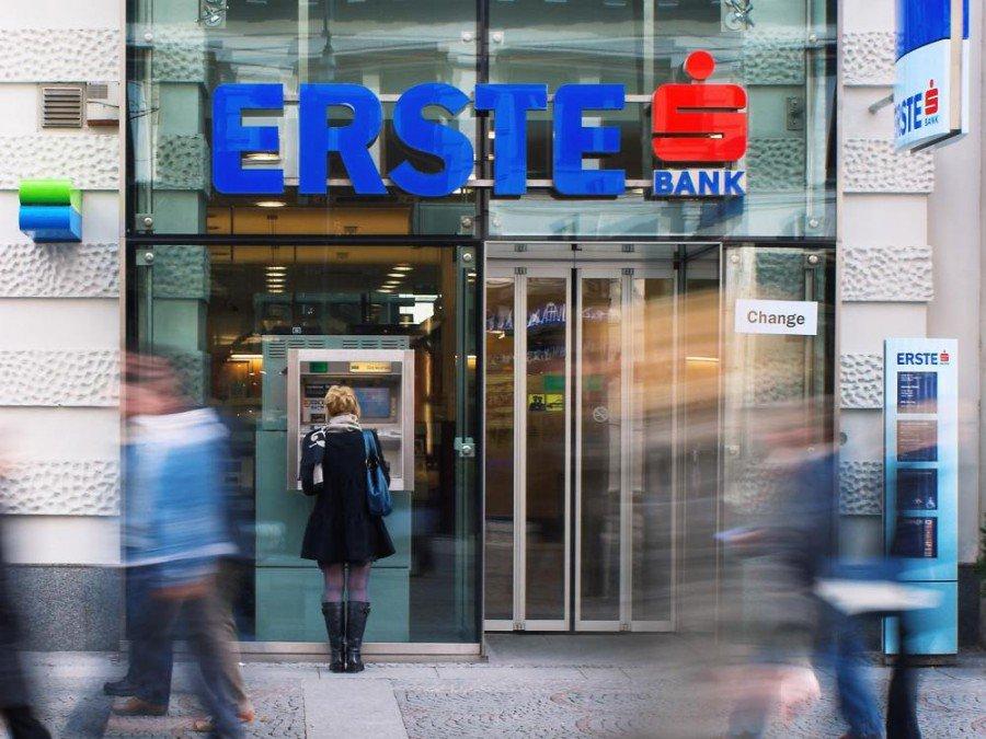 ATM an einer kroatischen Filiale der Erste Bank (Foto: NCR)