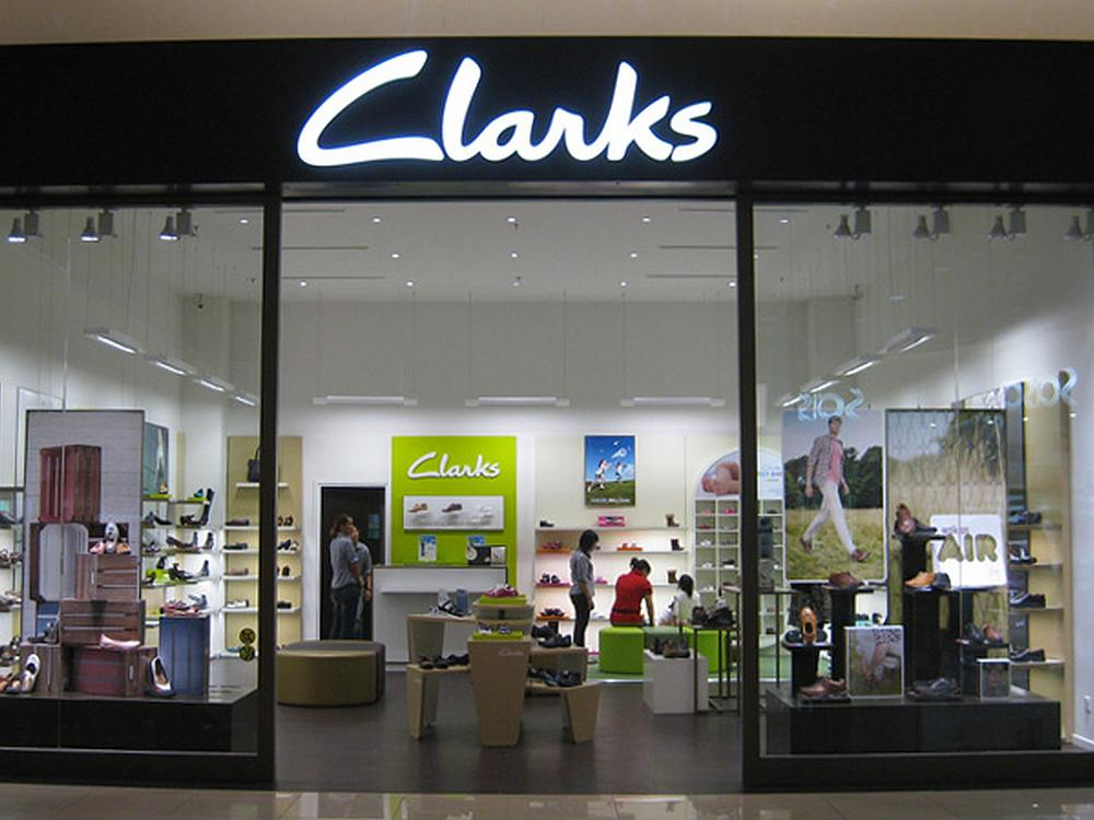 Clarks Store (Foto: C&J Clark International)
