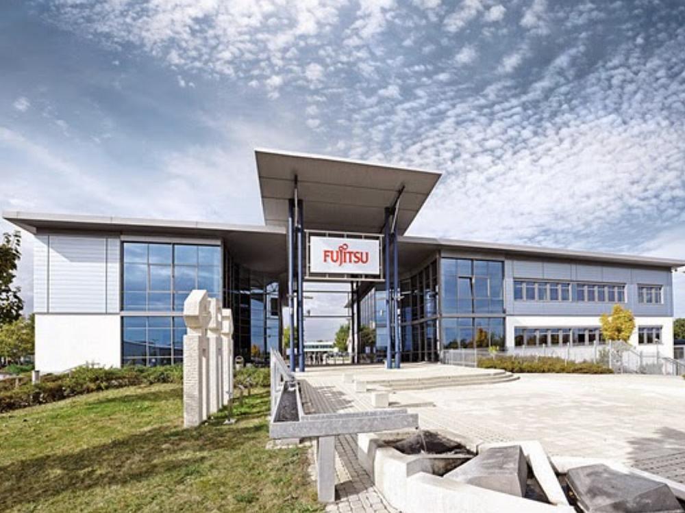 Fujitsu-Standort Augsburg (Foto: Fujitsu)