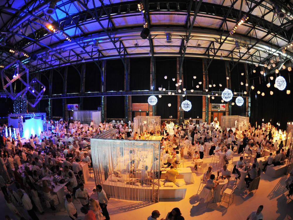 Herweck Perspectives - Abends wird im E-Werk gefeiert (Foto: Herweck)