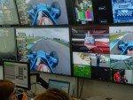 Indy 500 - Blick in den neuen Kontrollraum (Foto: PR Newswire)