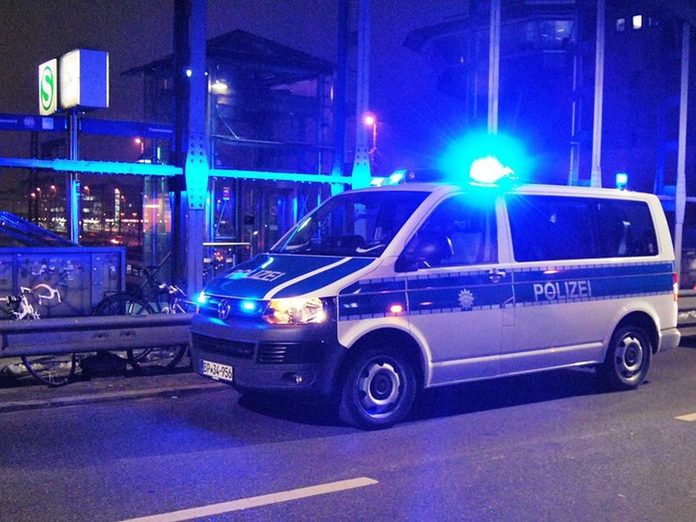 Polizeifahrzeug im Einsatz - Symbolbild (Foto: Bundespolizeidirektion München)