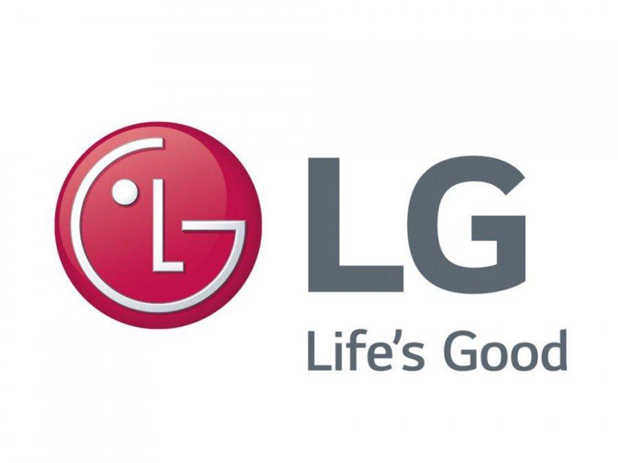 Premiere beim Anstoß in Leverkusen - neues LG-Logo (Grafik: LG)