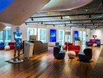 Roboter Jed in der Telstra-Ausstellung (Foto: Telstra)