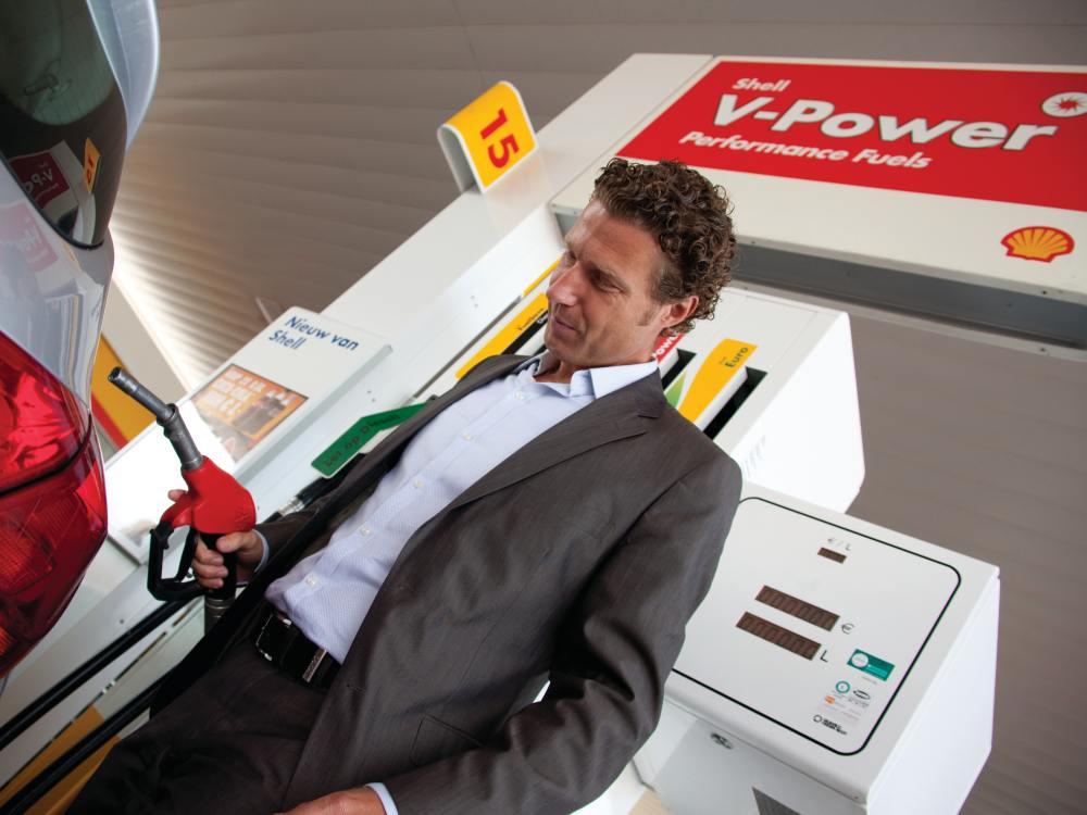 Shell-Tankstelle in den Niederlanden (Foto: Shell)