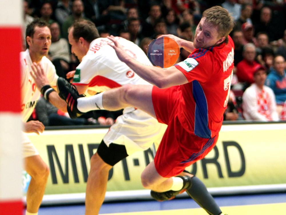 Sportliches Ziel bei Ströer (Foto: Steindy CC BY-SA 3.0 ; Montage: invidis)