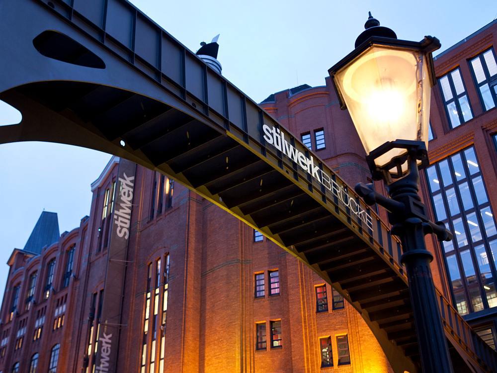 Stammhaus in Hamburg (Foto: Stefan Malzkorn / stilwerk)