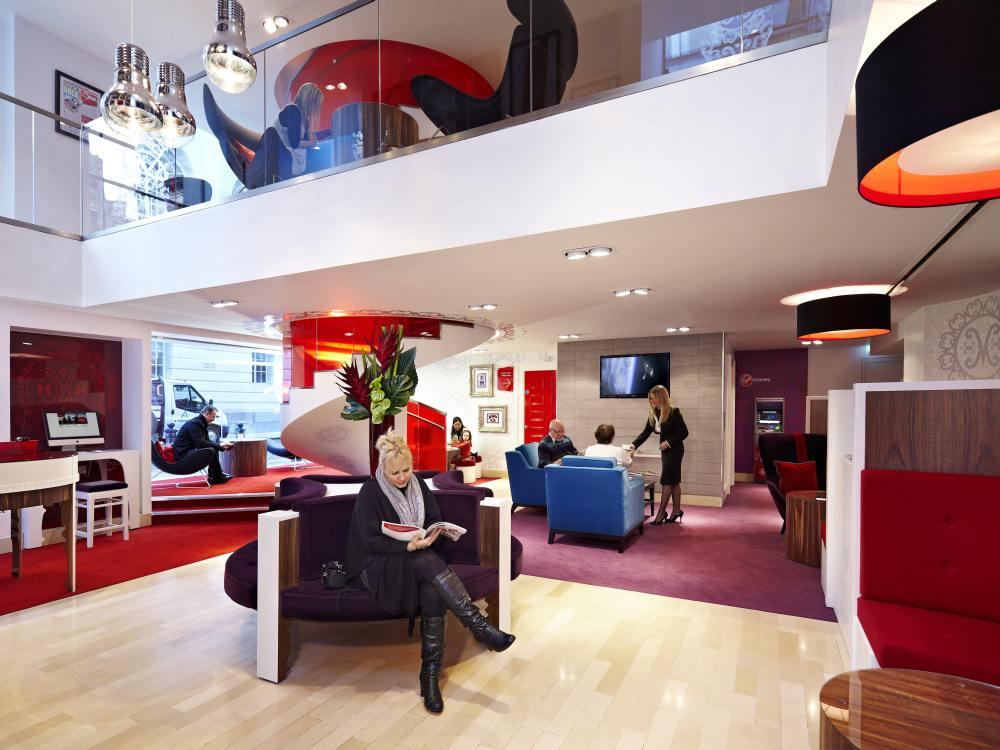 Virgin Money Lounge in Manchester (Foto: Virgin Money)